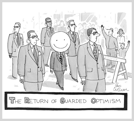 The Return of Guarded Optimism